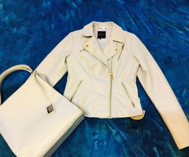 Куртка mohito 42-44 и сумка новое!!!!найк 40-42. Фото 1. Санкт-Петербург.