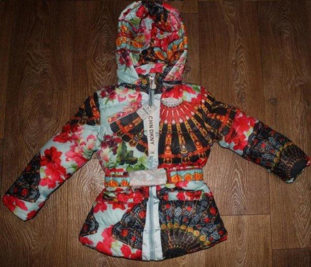 Куртка новая 3-4 года и лосины. Фото 4. Ростов-на-Дону.