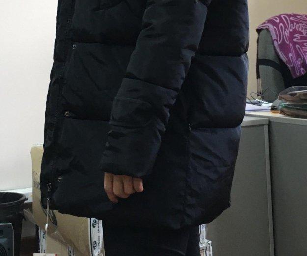 Женский пуховик на 46-48. Фото 3. Москва.