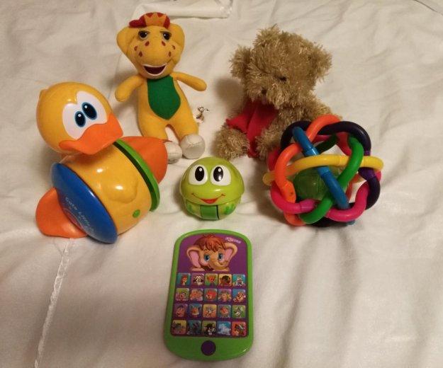 Игрушки пакетом развивающие. Фото 1. Москва.