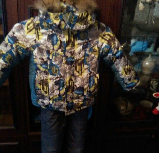 Детский зимний костюм. Фото 2.