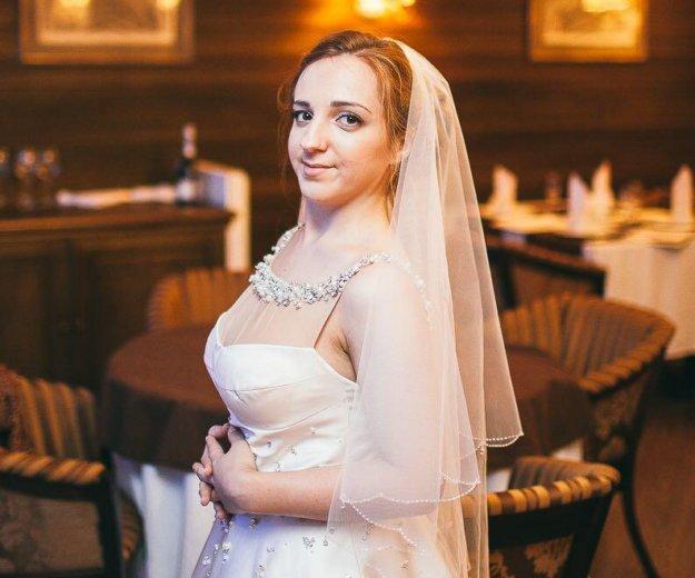 Эксклюзивное свадебное платье. Фото 3. Химки.