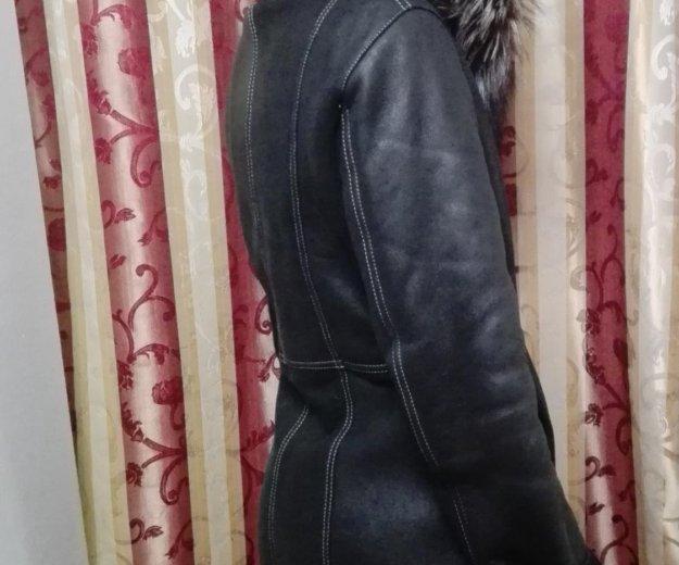 Дубленка натуралка. Фото 3. Краснодар.
