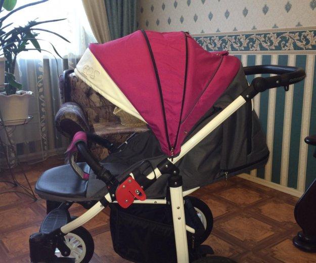 Прогулочная коляска camarelo eos. Фото 2. Зеленоград.