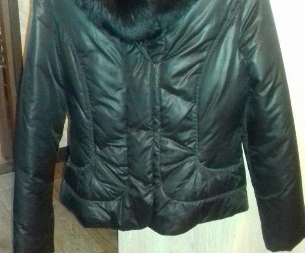 Куртка зимняя. Фото 1. Рязань.