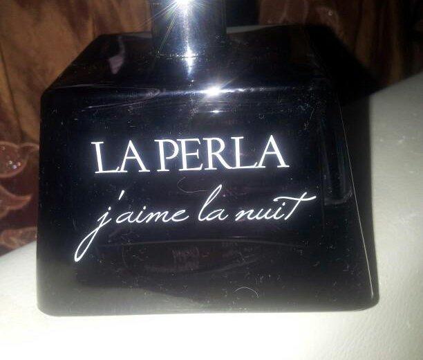 Оригинал. la perla j'aime la nuit 100ml parfum. Фото 1. Москва.