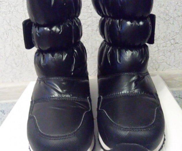 Ботинки 36  размер. Фото 3. Ростов-на-Дону.