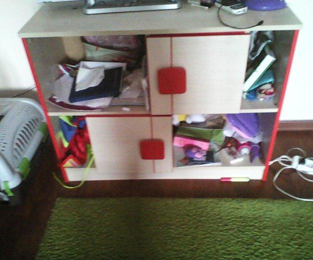 Продам кровать-чердак,стол и шкафчики. Фото 3. Жуковский.