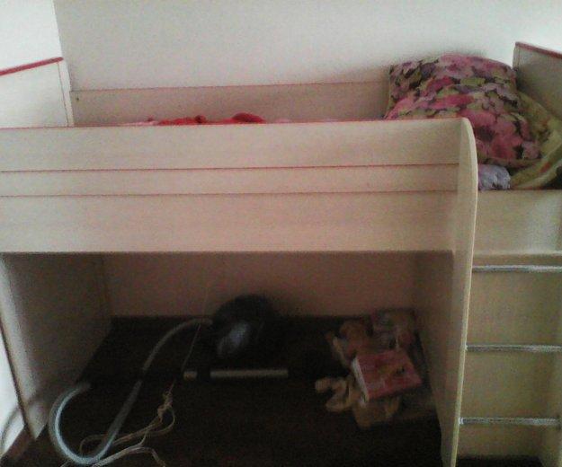 Продам кровать-чердак,стол и шкафчики. Фото 4. Жуковский.