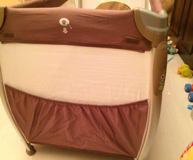 Детская кроватка манеж. Фото 2. Москва.