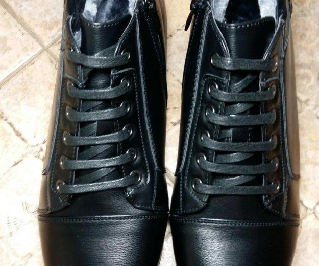 Мужские зимние ботинки. Фото 2. Москва.