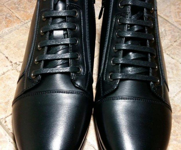 Мужские зимние ботинки. Фото 3. Москва.