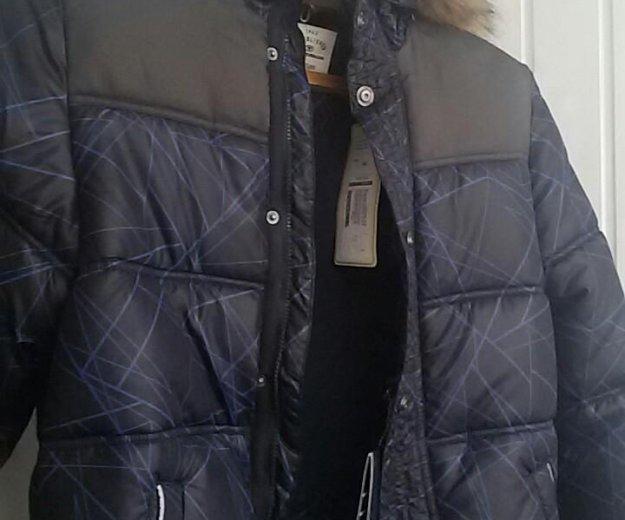 Новая зимняя куртка на мальчика. Фото 1. Москва.