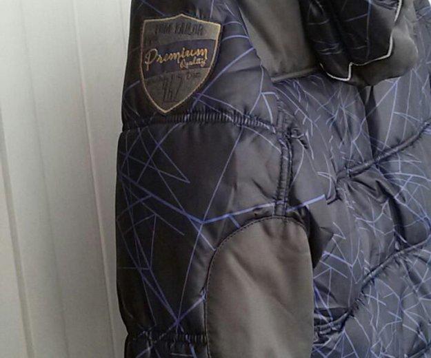 Новая зимняя куртка на мальчика. Фото 4. Москва.