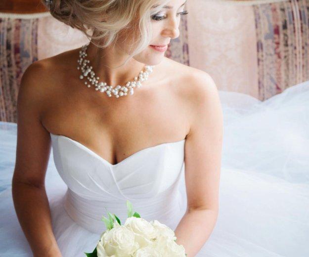 Свадебное платье. Фото 2. Красноярск.