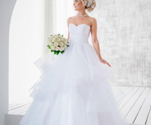 Свадебное платье. Фото 3. Красноярск.