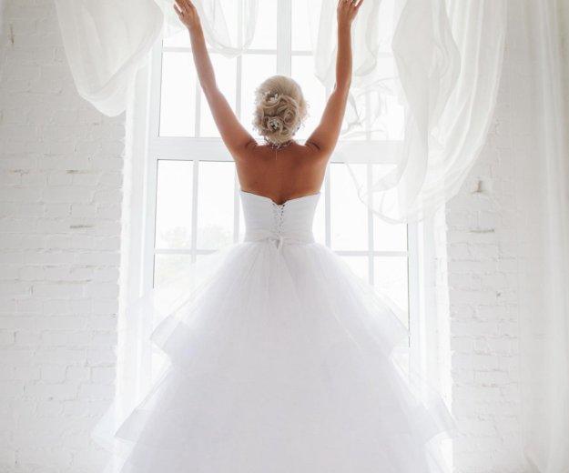 Свадебное платье. Фото 4. Красноярск.