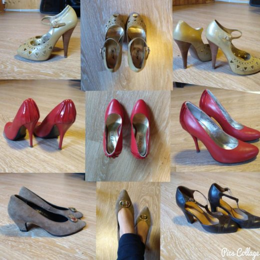 Туфли ботинки 33 р. и  34 р. Фото 3.