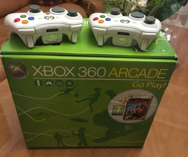 Xbox360. Фото 2. Домодедово.