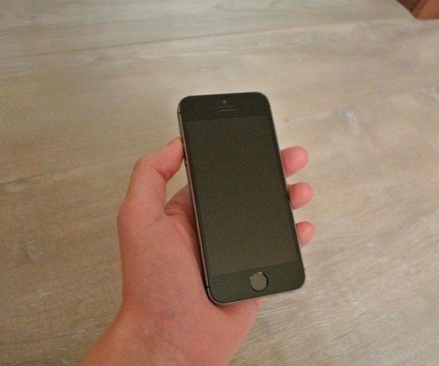Iphone 5s 16gb space grey. Фото 1. Березники.
