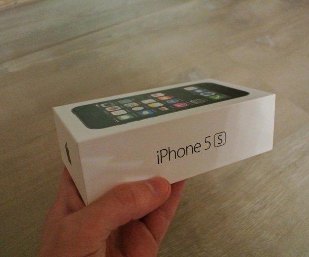 Iphone 5s 16gb space grey. Фото 2. Березники.