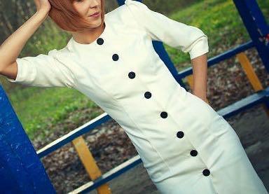 Платье френч. Фото 4. Курск.