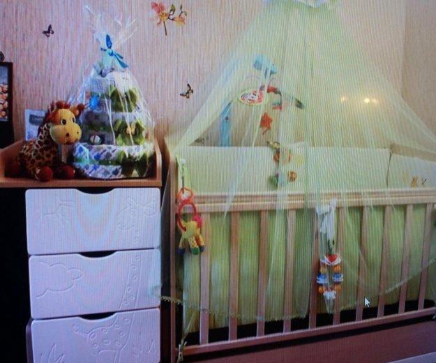 Кровать детская. Фото 2. Санкт-Петербург.