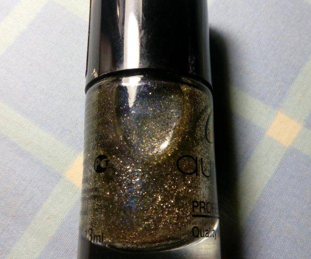 Лак для ногтей aurelia professional. Фото 2. Юбилейный.