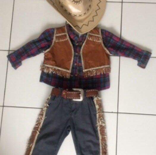 Прокат костюма ковбоя. Фото 1. Саратов.