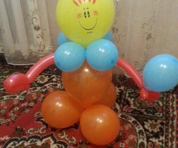 Подарки из шаров. Фото 3. Ковров.