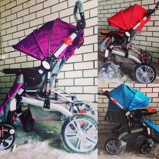 Детская коляска-трансформер jiaobei. Фото 4. Тюмень.