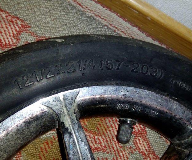 Колесо на коляску 12.1/2. Фото 3. Сургут.