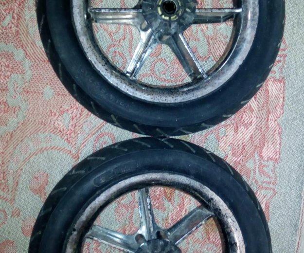 Колесо на коляску 12.1/2. Фото 2. Сургут.