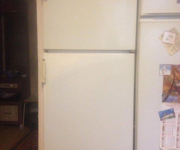 Холодильник рабочий. Фото 1. Самара.