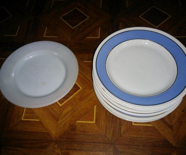 Блюдца и глубокие тарелки. Фото 1. Ленинск-Кузнецкий.