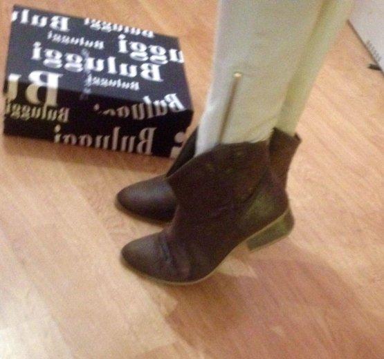 Демисезонные ботинки bata. Фото 2. Ялта.