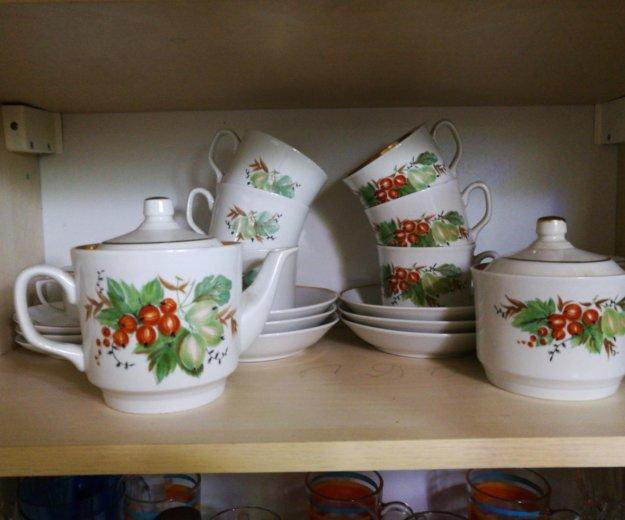 Кофейный и чайный набор. Фото 1. Хабаровск.
