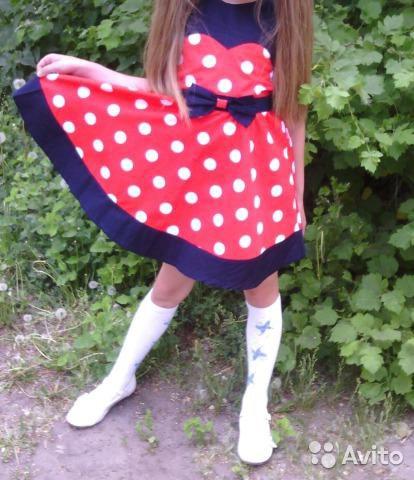 Платья от 6 до 12 лет. Фото 1. Самара.