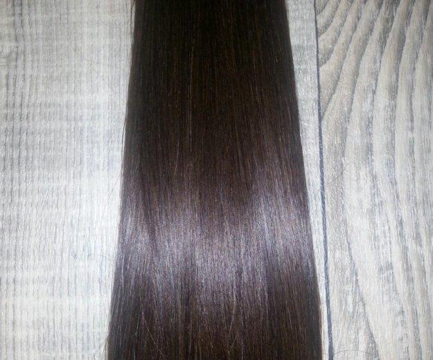 Волосы на заколках натуральные. Фото 1. Калининград.