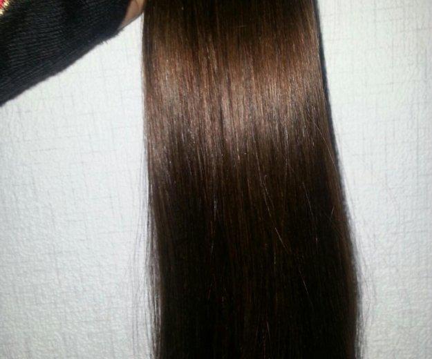 Волосы на заколках натуральные. Фото 3. Калининград.