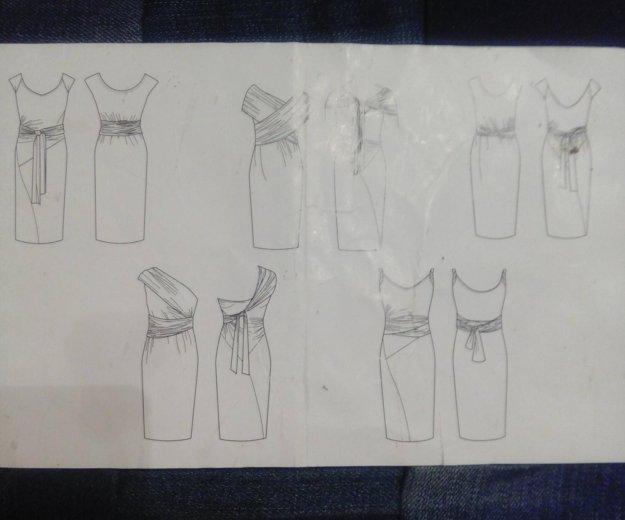 Платье-трансформер. Фото 2. Санкт-Петербург.