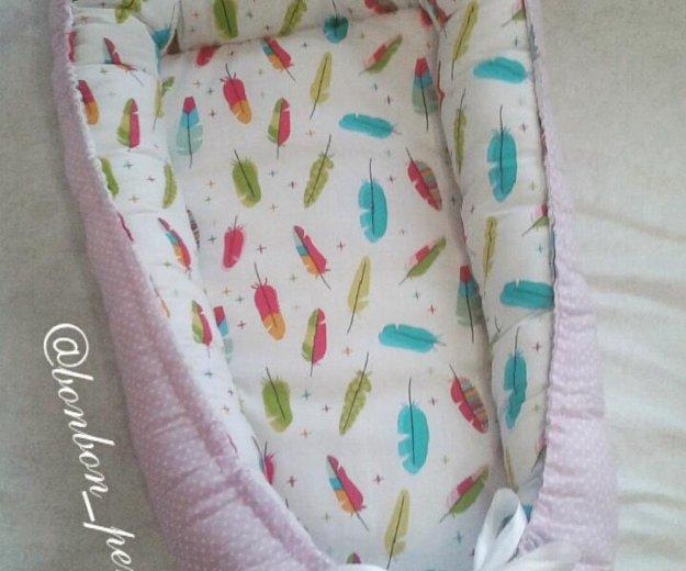 Гнездышко для новорожденных. Фото 1. Пермь.