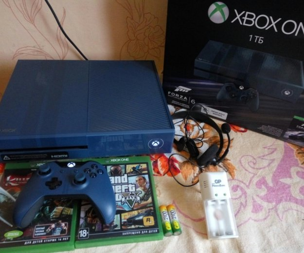 Xbox one 1tb. Фото 1. Нижний Новгород.