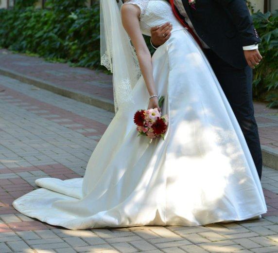 Свадебное платье. Фото 1. Ольгинская.