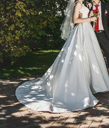 Свадебное платье. Фото 2. Ольгинская.