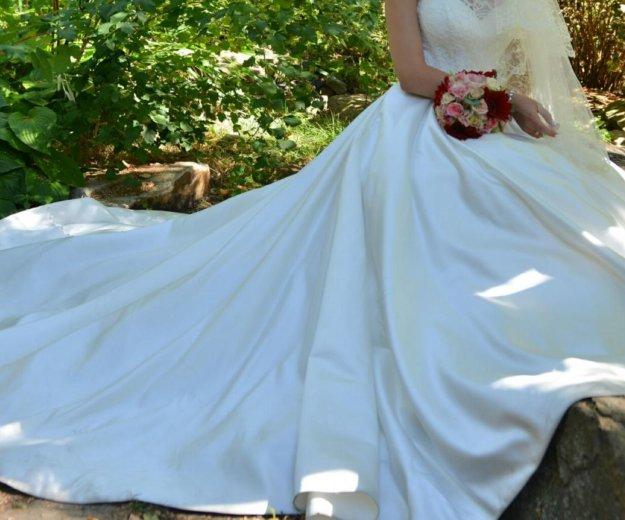 Свадебное платье. Фото 4. Ольгинская.