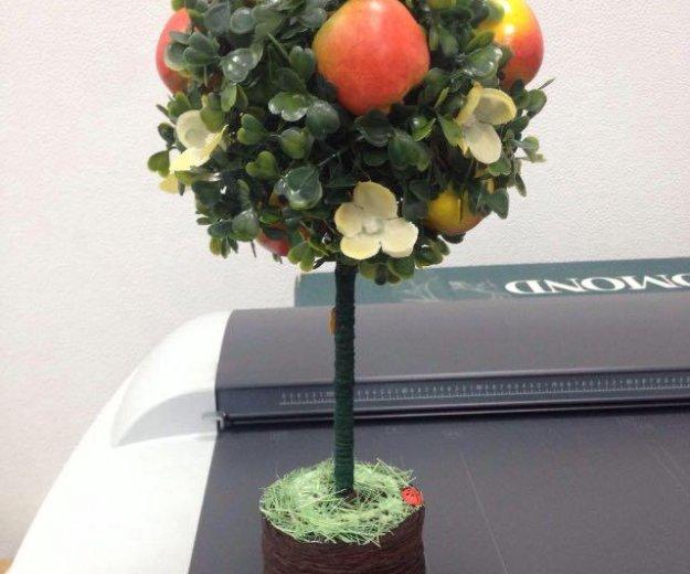 """Топиарий """"фруктовое дерево"""". Фото 3. Юбилейный."""