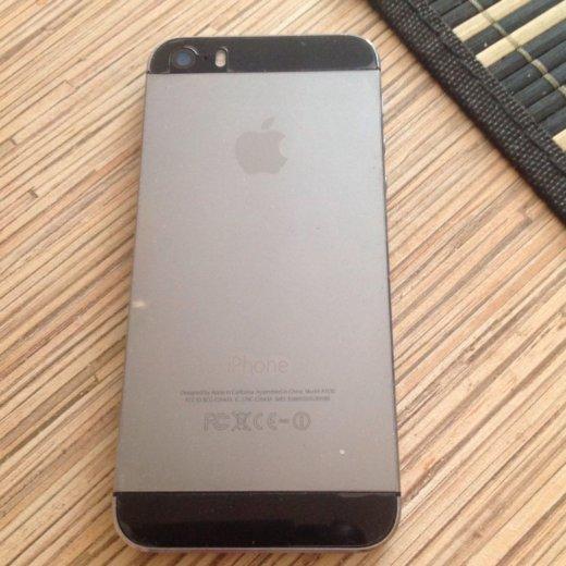 Продам iphone 5s на 16. Фото 1. Иркутск.
