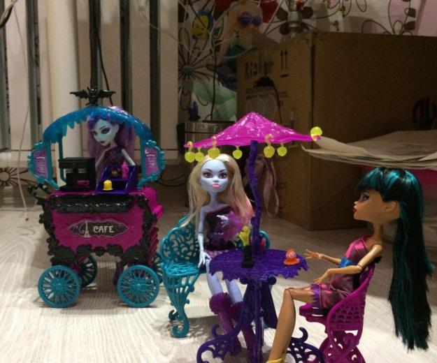 Куклы монстр хай monster high. Фото 4. Санкт-Петербург.