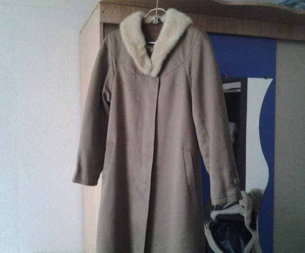 Пальто. Фото 1. Чебаркуль.
